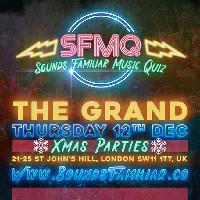 Sounds Familiar Music Quiz Christmas Party at The Grand