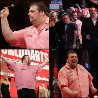 One Dart' Peter Manley