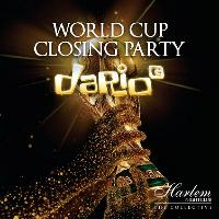 Dario G - World Cup Closing Party