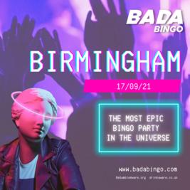 Bada Bingo Birmingham