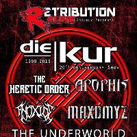 Retribution Alive: Die Kur 20 Year Anniversary + support