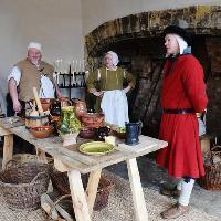 Tudor Dining