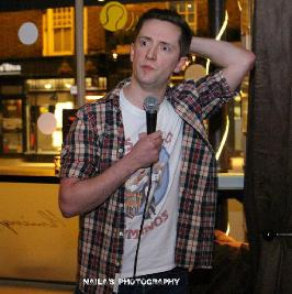 Stand up comedy in Epsom