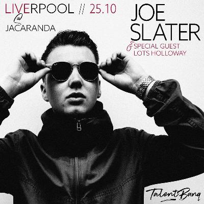 Joe Slater Live at Phase One Liverpool