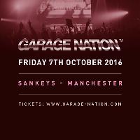 Garage Nation 7/10/16 Manchester