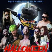 Classic UK Pro Wrestling Presents Halloween Bash!!