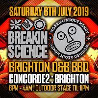 Brighton DNB BBQ