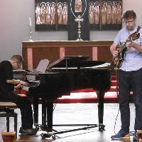 Jazz Month: Julian Martin & James Chadwick