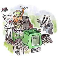 Sixteenfeet Productions presents Wind in the Willows at Streatham Rookery
