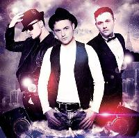 Bruno, Olly & Justin B & T By Rob Glen