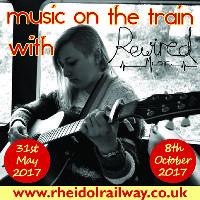 Music on the train with Rewired Music