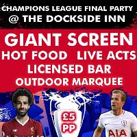 Champions League Party