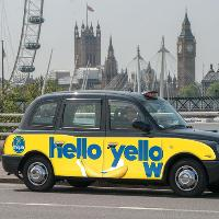 Free taxi rides with Chiquita Bananas