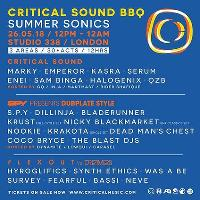 Critical Sound Bbq Summer Sonic