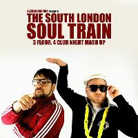 The South London Soul Train Club Night Mash Up w/Allergies Live