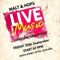 Live Music - Johnson Van Dykes