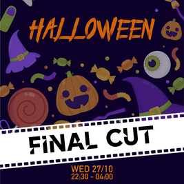 Final CUT HALLOWEEN - R&B, Charts, House and More