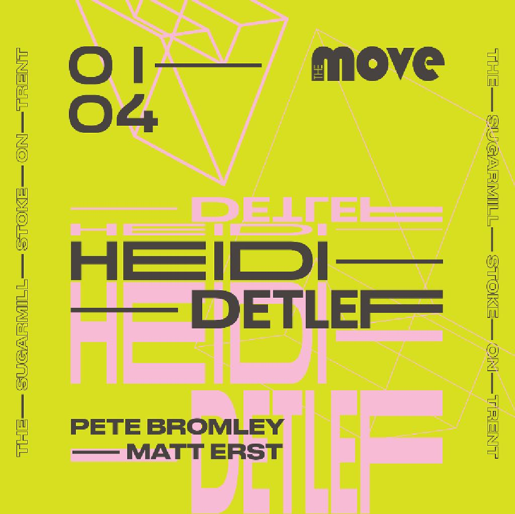 The Move Easter Bank Holiday Special with Heidi & Detlef
