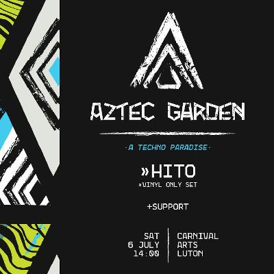 Aztec Garden 'A Techno Paradise' by Taste The Punch