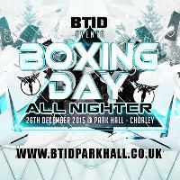 BTID Boxing Night 2015