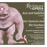 Acis and Galatea, and Don Quixote and the Duchess
