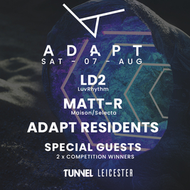 The Return - ADAPT EVENTS