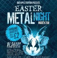Easter Metal Night! - Thursday 29.03.18