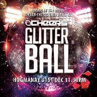 Cheers Glitter Ball