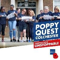 Poppy Quest Colchester
