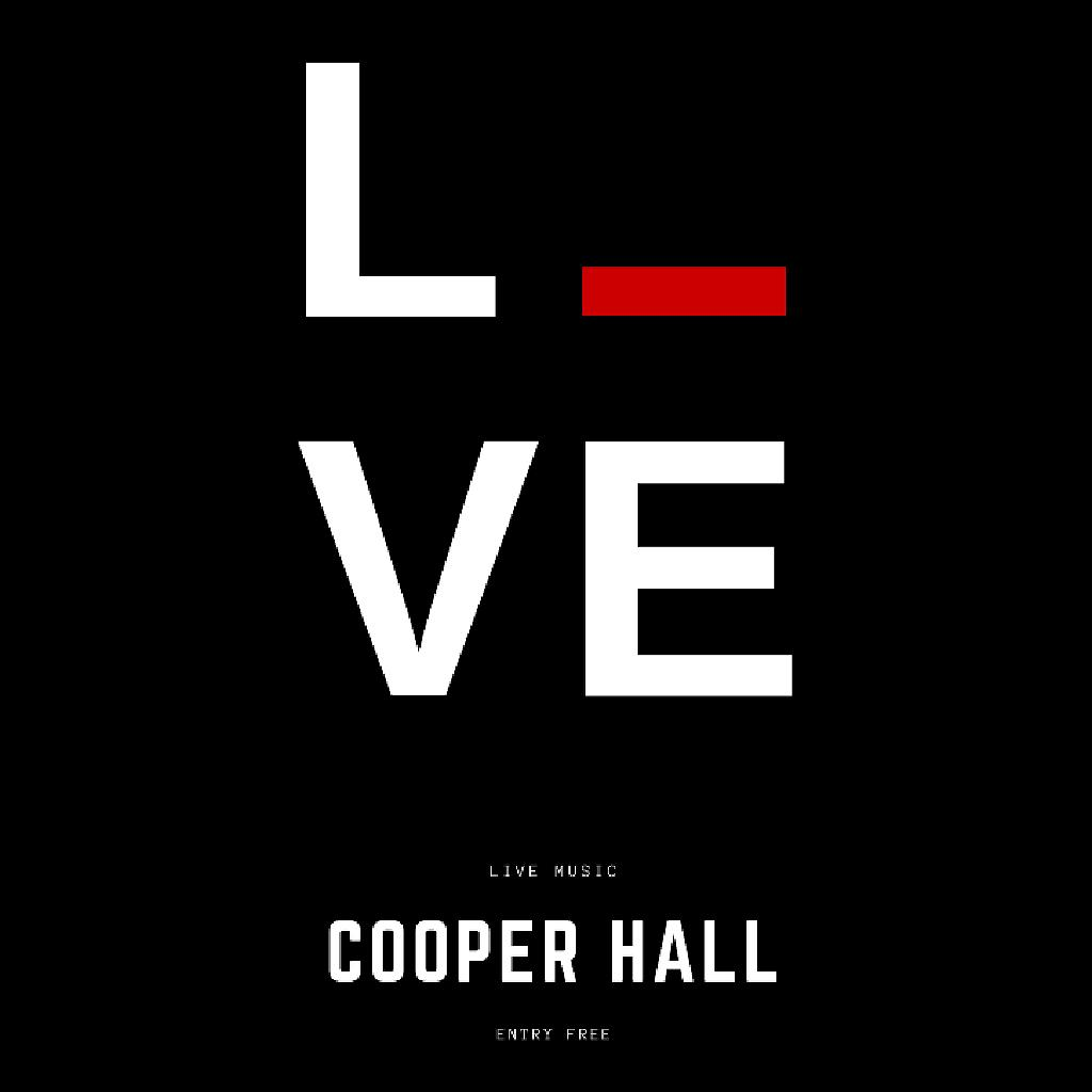 Cooper Hall Sunday Sounds Northern Quarter