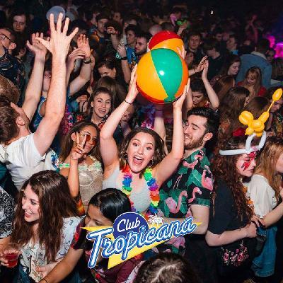 Club Tropicana Sheffield! // Freshers 2019
