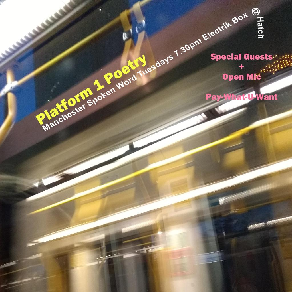 Platform 1 Poetry: Matt Nicholson