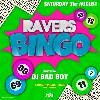 Ravers Bingo: Falkirk