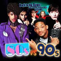 80s vs 90s Disco Party