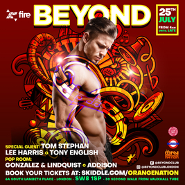 BEYOND - we 10 official afterparty