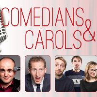 Comedians and Carols!