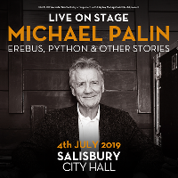Michael Palin - Erebus, Python and other stories
