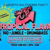 Switch Up - Tropical Flava Party / Bass,Jungle,DnB / Tag Names!