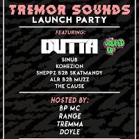 Tremor Sounds Launch Party: Dutta & Sinu8