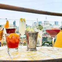 Portuguese cocktail pop-up at OXO Tower Bar and Terrace