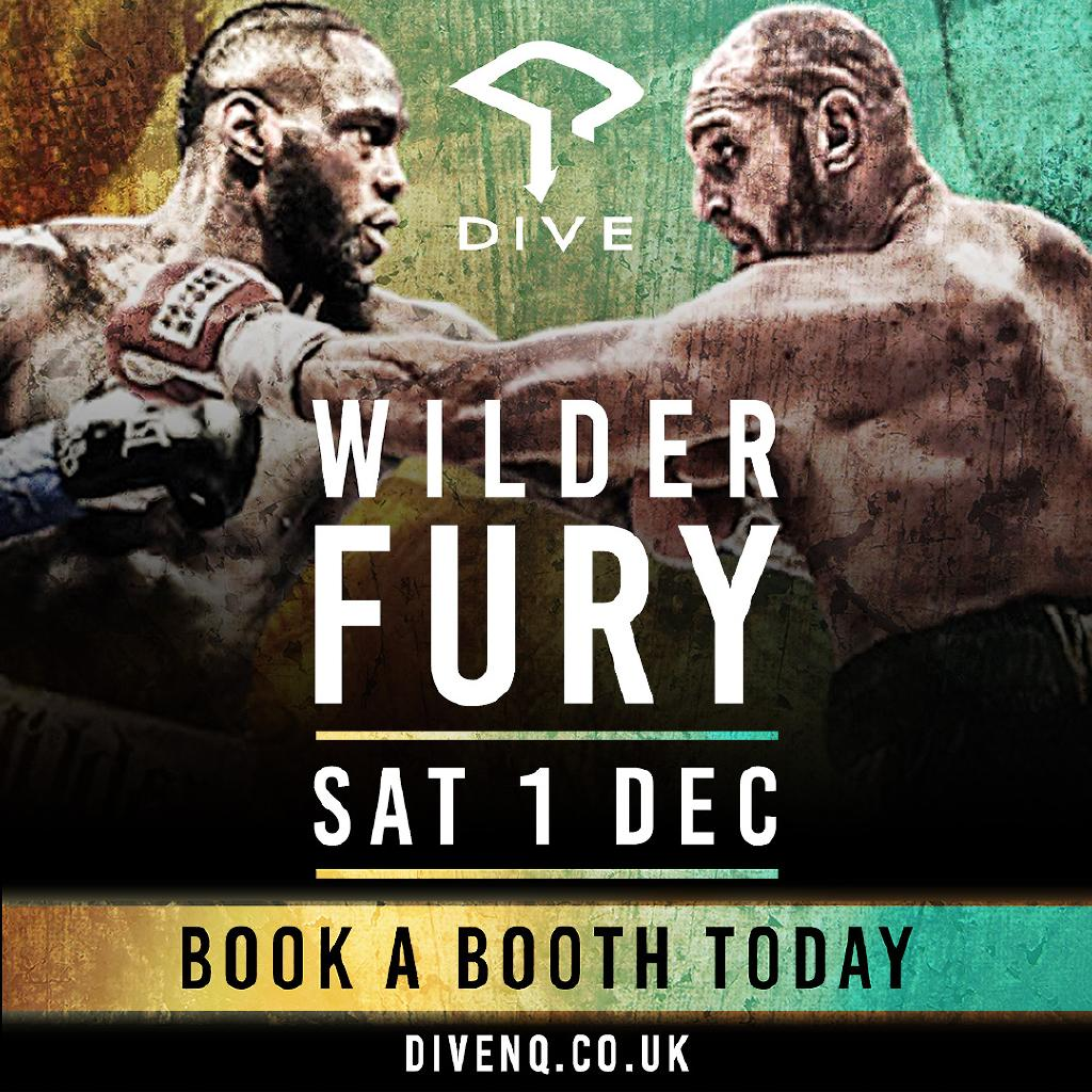 Fury Vs Wilder Tickets