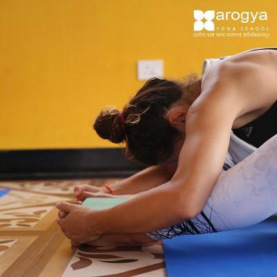200 Hour Hatha and Ashtanga Yoga Teacher Training Course at Arogya Yoga School, Rishikesh. Certified by Yoga Alliance USA.