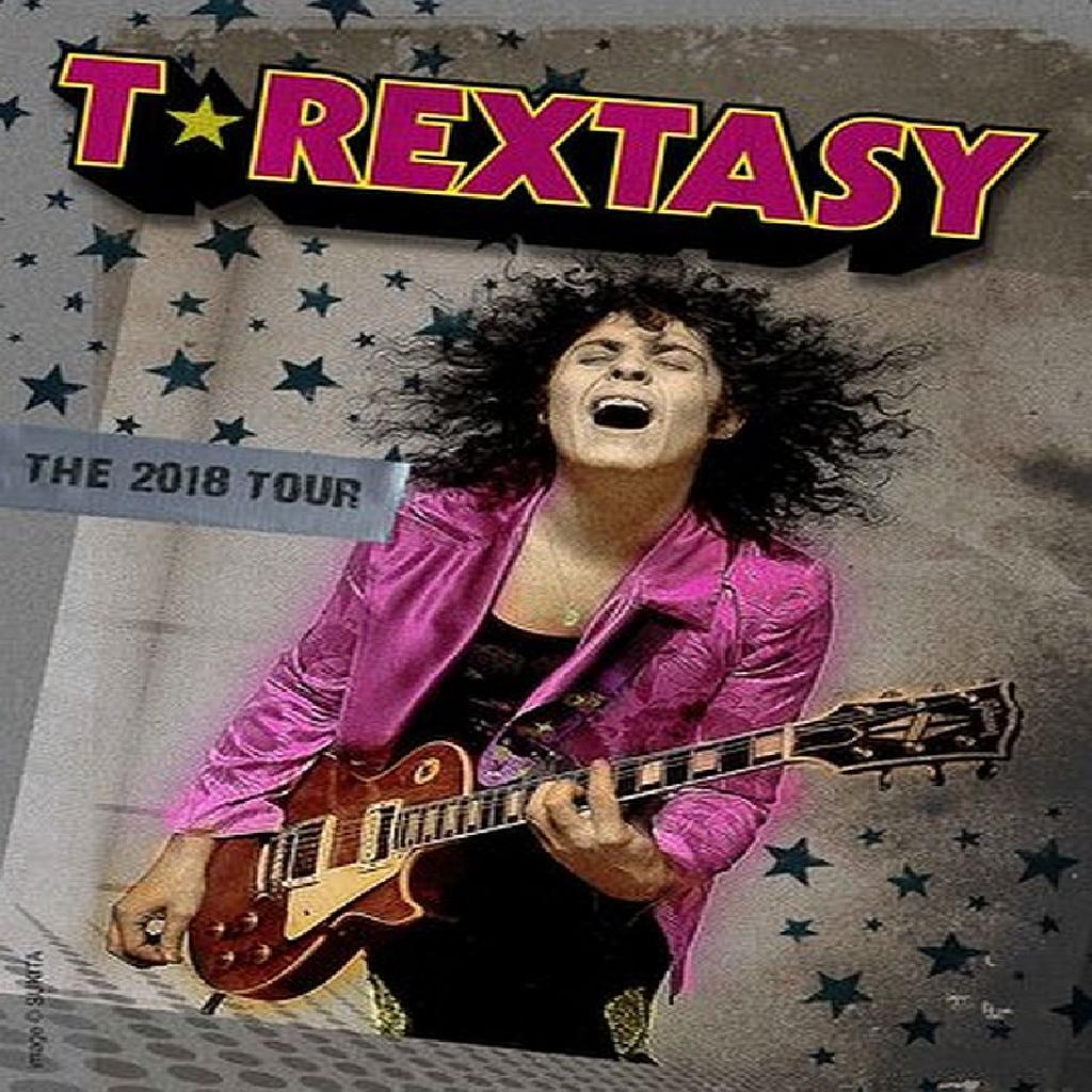 Sweeney Entertainments Presents T.Rextasy
