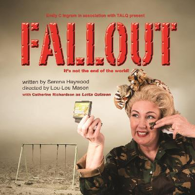 Fallout | The Banshee Labyrinth Edinburgh | Fri 26th October 2018 Lineup
