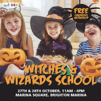 Witches and Wizards School