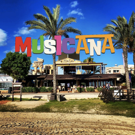 Musicana Live Music Brunch | CLOSING PARTY