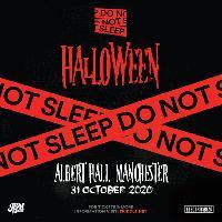 Do Not Sleep Halloween