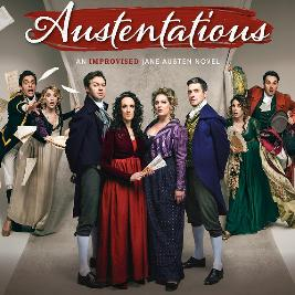 Austentatious- The Improvised Jane Austen Novel