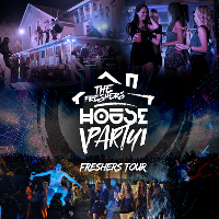 The freshers house party // Bristol