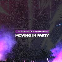 THE LEEDS BECKETT & LEEDS TRINITY FRESHERS MOVING IN PARTY 2018